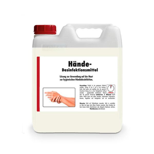 Hand-Desinfektionsmittel 10L-Kanister - SONAX®