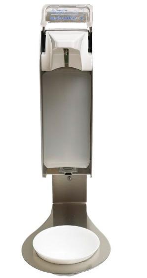 Hygienewandspender 1000 ml Automatik (Schülke)  mit Tropfschale